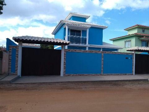 Casa duplex 3Qtos(3 suítes) sentido praia no São Bento Lagoa Itaipuaçu