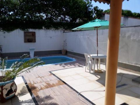 Casa 2Qtos c/ piscina e churrasqueira no S.Bento Lagoa sentido praia em Itaipuçu