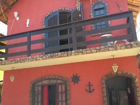 Casa duplex 2 quartos,  toda mobiliada no Barroco Itaipuaçu