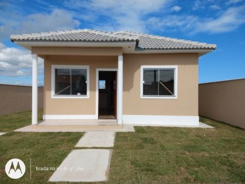 Casa 1ª locação 2Qtos em terreno 480m² no Jd. Atlântico Itaipuaçu