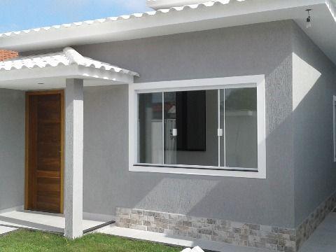 Excelente casa 3 Qtos c/churrasqueira perto da praia em Itaipuaçu