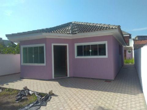 Excelente Casa em Itaipuaçu 2Qtos (2 suítes), churrasqueira pertinho da praia.