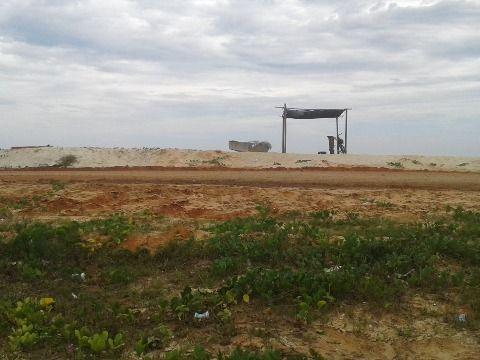 Terreno frente para praia c/675m² no S. Bento em Itaipuaçu.