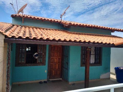 Casa 2Qtos no Barroco c/piscina e churrasqueira completa em Itaipuaçu