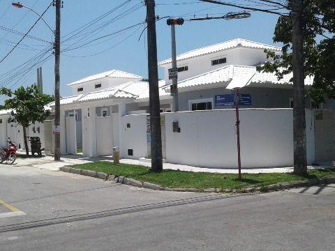 Casa 2Qtos (sendo 1suíte) próx. a praia no Jd. Atlântico em Itaipuaçu