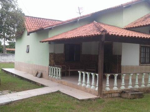 Casa  2Qtos (1suíte) em terreno 640m² em Itaipuaçu