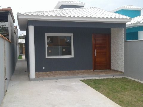 Casa nova 2Qtos (1 suíte) c/churrasqueira no Jd. Atlântico prox. praia