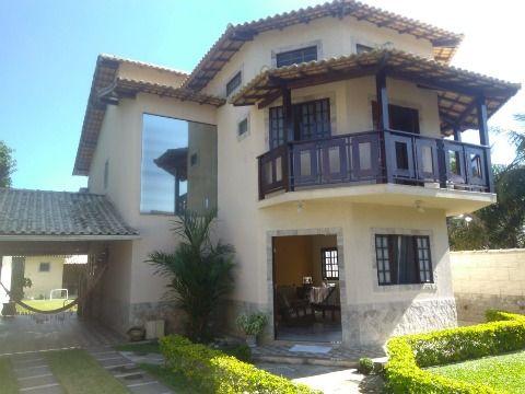 Maravilhosa Casa em Itaipuaçu com 3 suítes (Sendo uma  suite  master com Hidromassagem),  Piscina, sauna, Área Gourmet