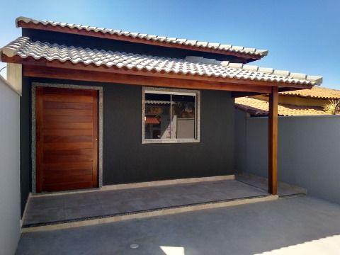 Excelente casa, Pertinho da Praia c/3 Qts, Suíte e Piscina. Entre 35 e 36