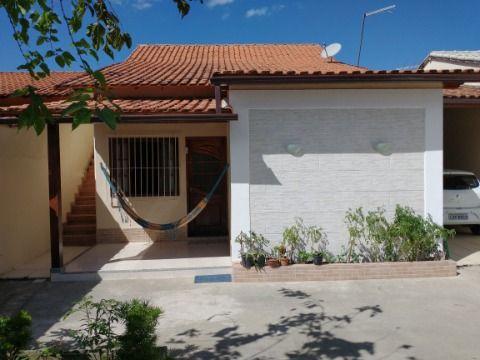 Casa 2 Qtos (1suíte) c/churrasqueira, garagem coberta e terraço conjugado no Barroco