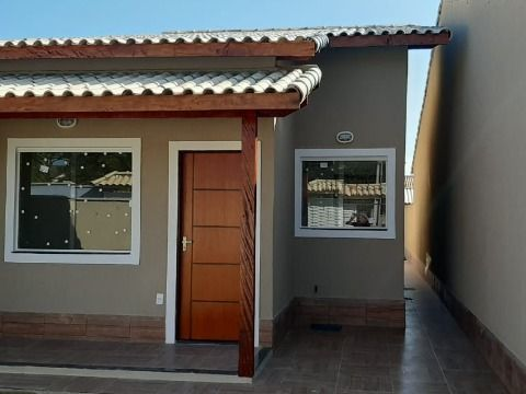 Excelente casa 1ª locação com 2 Qtos (1 suíte) no Jd. Atlântico Itaipuaçu