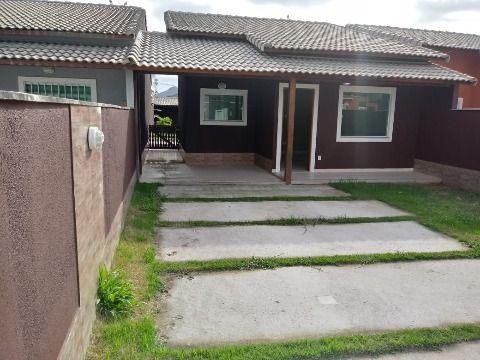 Excelente Casa em Itaipuaçu c/ 2Qtos (1 suíte), churrasqueira e chuveirão.