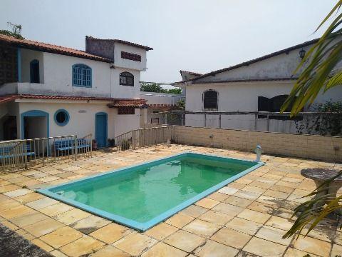 Excelente Casa em Itaipuçu c/ 3Qtos (1 suíte), piscina, churrasqueira, sauna pertinho da praia.