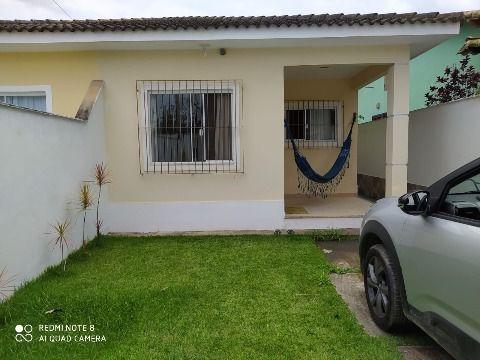Ótima Casa em Itaipuaçu c/ 2Qtos (1 suíte), c/ Churrasqueira.