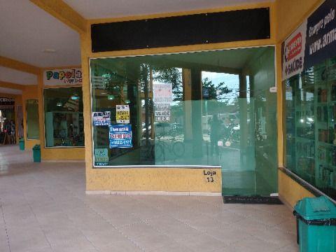 Excelente Loja com 41m² em Shopping comercial em Itaipuaçu