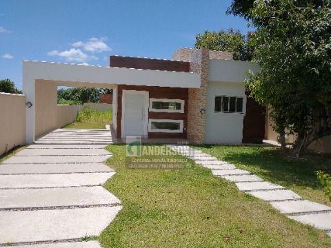 Casa 1ª locação 2 Quartos (1 suíte) terreno 480m² no Jardim Atlântico