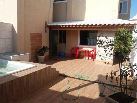 Excelente Apartamento em Itaipuaçu c/ 3Qtos (1 suíte) c/ churrasqueira e piscina.