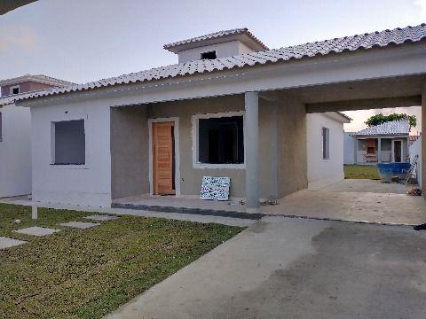 Maravilhosa casa 3 Qtos (1 suíie) com churrasqueira em Itaipuaçu