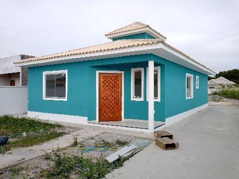 Casa 1ª locação com 3 Quartos (1 suíte) no Jd. Atlântico em Itaipuaçu