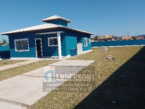 Maravilhosa casa 1ª locação 3 Quartos (1 suíte) em terreno de 781m² no Jardim Atlântico