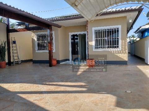 Excelente casa 3 Quartos (1 suíte) ao lado do centro comercial do Barroco Itaipuaçu.