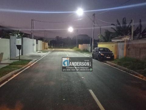 Ótimo terreno  plano e murado em Itaipuaçu c/ 480m².