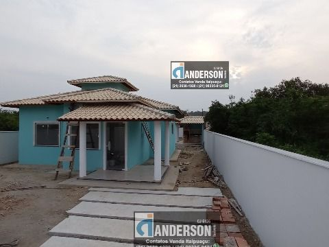 Excelente casa em Itaipuaçu c/ 2Qtos (1 suíte) e área gourmet c/ churrasqueira.
