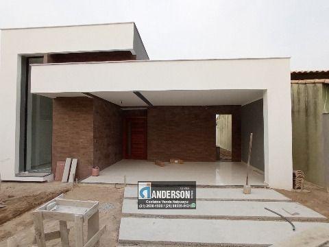 Excelente Casa em Itaipuaçu c/ 3Qtos (1 suíte), área gourmet c/ churrasqueira e piscina.