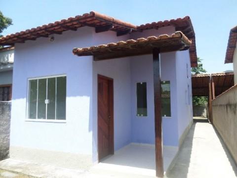 Excelente casa C/02 Quartos e 01 Suíte No São Bento da Lagoa