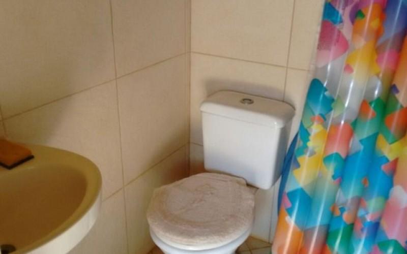 Banheiro fundos