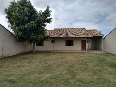 Casa 2 quartos (sendo 1 suite ) com terreno 600m², pertinho do Barroco