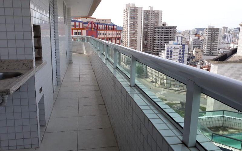 Apartamento, Praia Grande, Vila Guilhermina