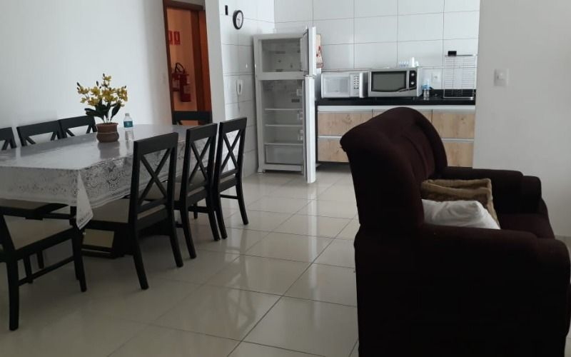 Apartamento Praia Grande - Vila Guilhermina 02 dormitórios 01 suíte