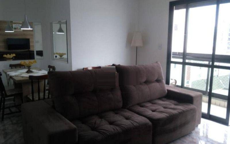 Apartamento na Guilhermina com vista para o Ma, 02 dormitórios sendo 01 suite, sala 2 ambientes com sacada frente ao mar, cozinha toda planejada be...