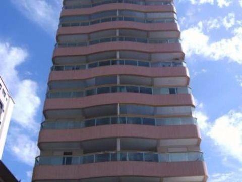 Apartamento em Praia Grande, Vila Tupi.
