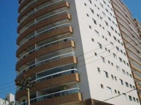 Apartamento em Praia Grande, Boqueirão.
