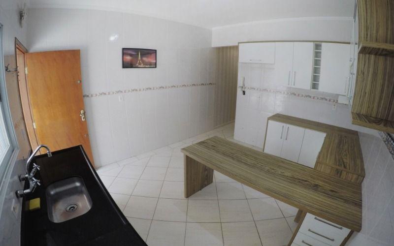 Maravilhoso sobrado geminado 03 dormitórios, 01 suite no Canto do Forte