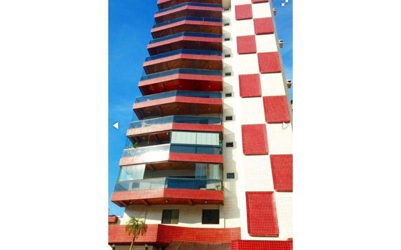 Apartamento 02 Dormitório no Canto Do Forte em Praia Grande