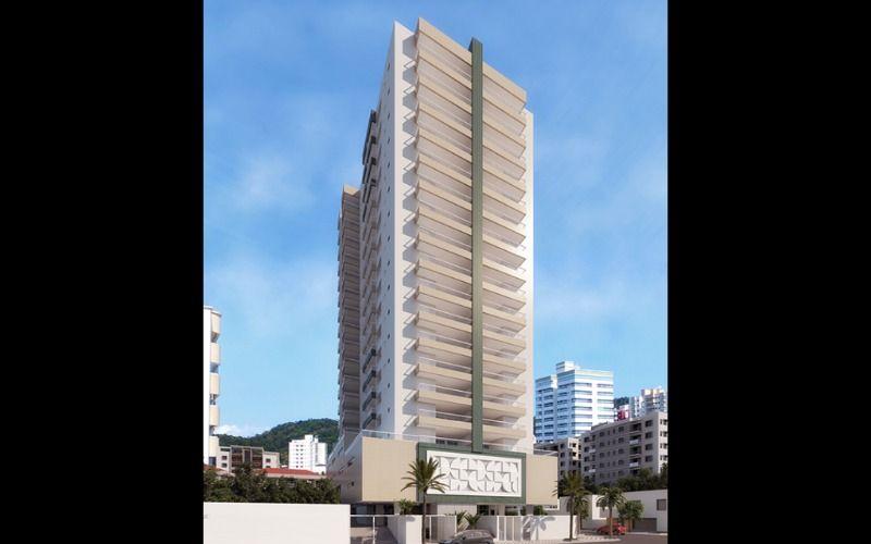 Lançamento Praia Grande, bairro Canto do Forte , 03 dormitórios,