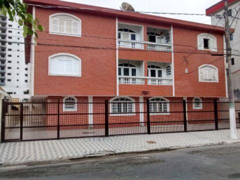 Apartamento Praia Grande - Cidade Ocian, 02 dormitórios