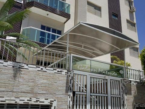 Apartamento Praia Grande - Vila Tupy, 02 dormitórios 01 com suíte