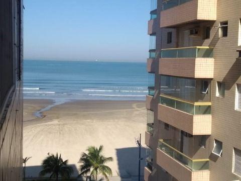 Apartamento Praia Grande no bairro Aviação sendo 02 dormitórios