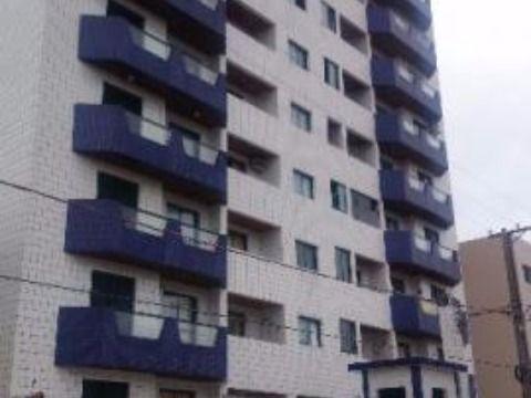 Apartamento em Praia Grande, Vila Caiçara, 1 dormitório.