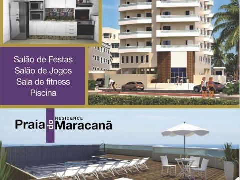 Residencial Praia do Maracana em Praia Grande