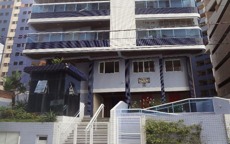 Apartamento em Praia Grande bairro Aviação, 02 Dorm.