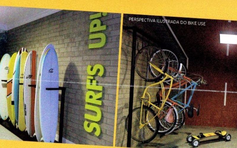 surf space e bike use