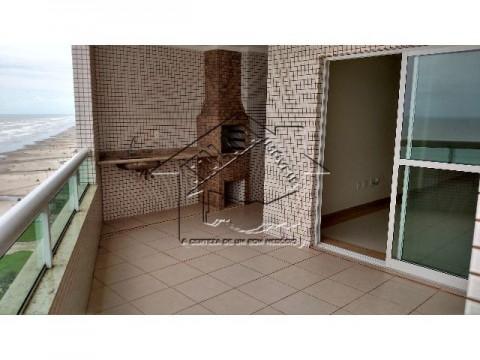 Apartamento 3 suites 151 m² de frente ao mar! completo confira!
