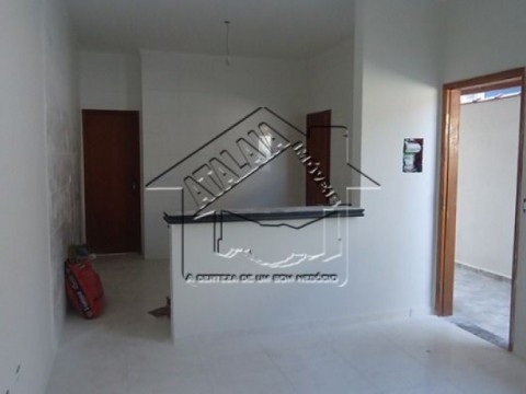 Casa Germinada em Praia Grande com 2 Dormitorios