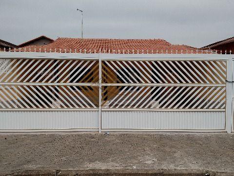 Casa 3 Dormitórios e Edicula reformada! Jd. Imperador Praia Grande.