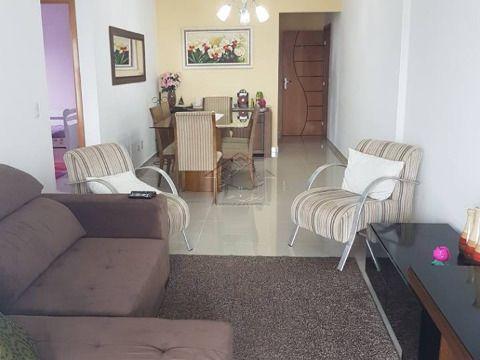 Apartamento de frente ao mar pronto para morar! entrada R$ 135 mil